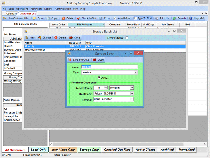 Create Invoice Batch  Invoice Making Software